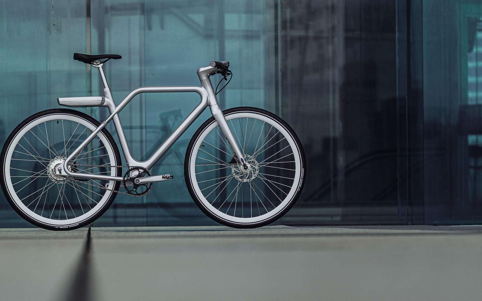 Vélo à assistance électrique - image